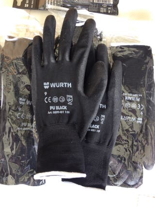Wurth guantes