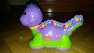 Letrasaurio (Dinosaurio ABC) Leapfrog