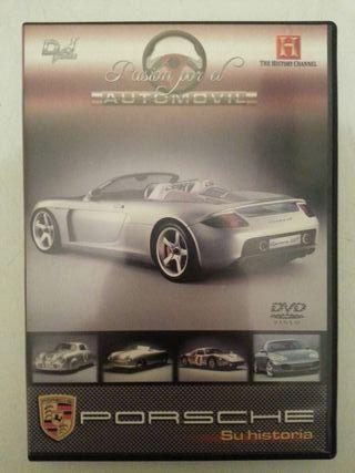 DVD historia de Porsche
