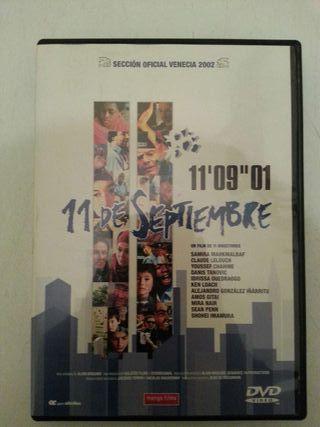 DVD documental 11 de Septiembre