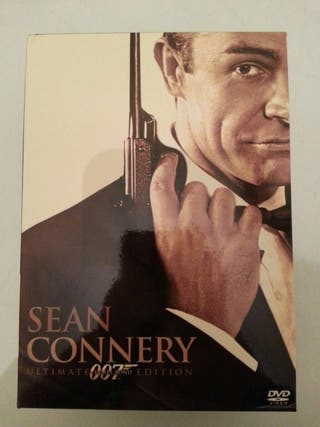 DVD James Bond 007 Sean Connery