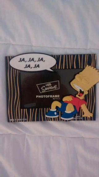 Portafotos Los Simpsons | Bart Simpson | NUEVO