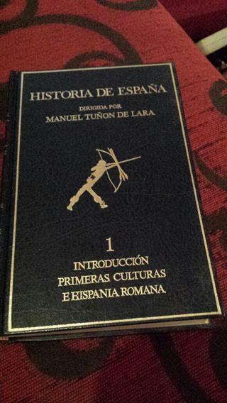 historia de España, editorial labor