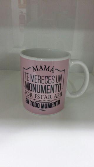 Taza para dia de la madre