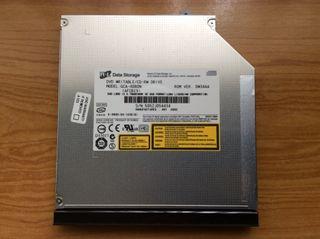 Grabadora DVD para portátil: Modelo GCA-4080N