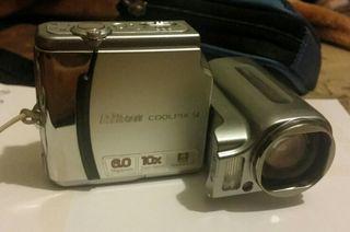 Cámara de foto/vídeo Nikon Coolpix S4 ¡¡REBAJADA!!
