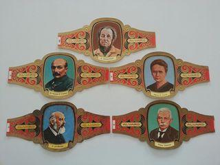 Vitolas Premios Nobel