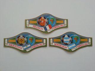 Vitolas Mundial de futbol de1982