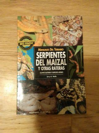 Libro de la serpiente del maizal