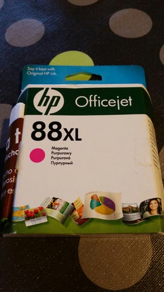 Cartucho HP88 XL MAGENTA