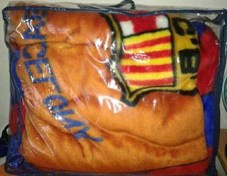 Manta fcb Barcelona