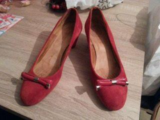 Zapatos n40