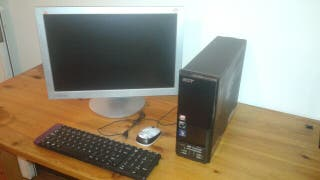 Acer aspire Ax3300 negociable.
