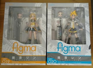 SET figma Kagamine Rin y Len