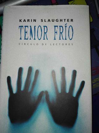 Libro temor frio