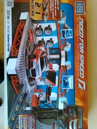 Need for speed custom garage