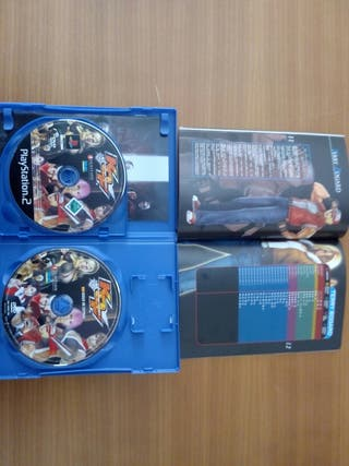 the king of fighters(kof)-Playstation 2