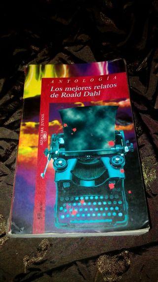 Los mejores relatos de Roald Dahl, Antología.