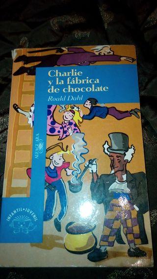 Charlie y la fábrica de chocolate (Roald Dahl)