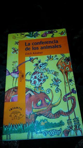 La conferencia de los animales (Erich Kastner)
