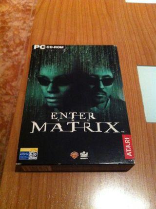 Juego para PC Matrix