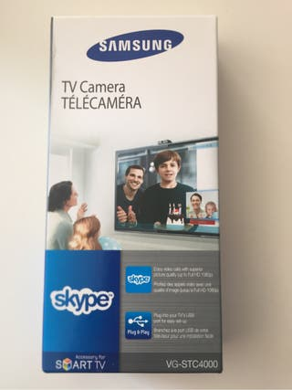 Cámara para televisores Samsung