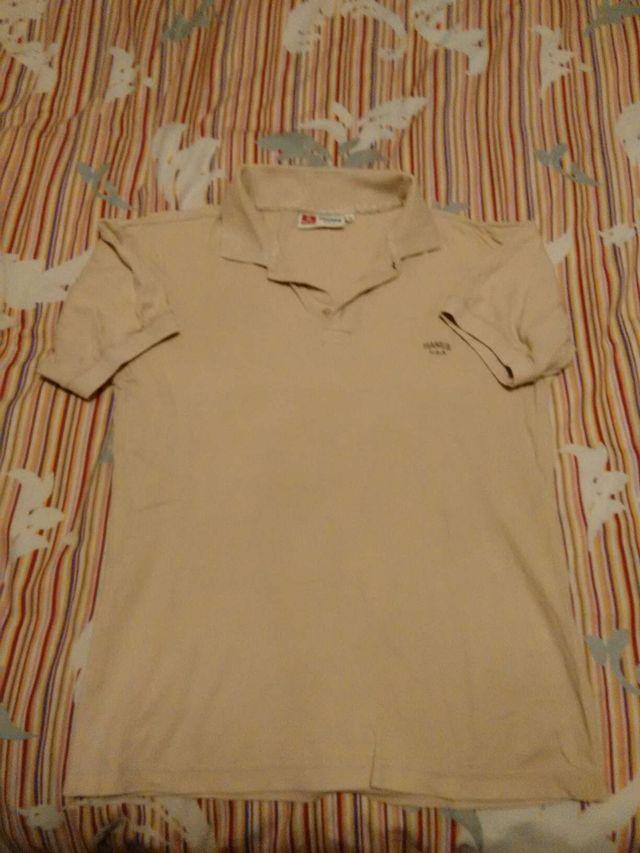 Camiseta Polo hanes u.s.a talla s
