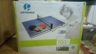 Mesa portátil mini Ping Pong