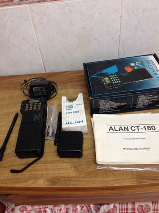 Wlalkie Talkie Alan CT 180