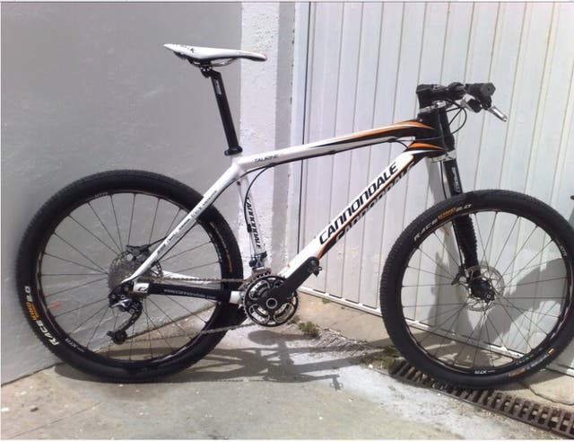 Bicicleta montaña Cannondale Taurine 2 SL Talla M