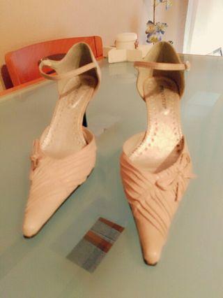 Zapato tacon talla 38