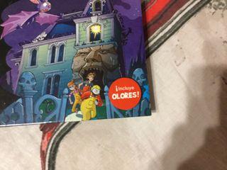 Libro De Bat Pat Con Olores