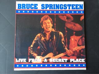Bruce Springsteen Live From A Secret Place