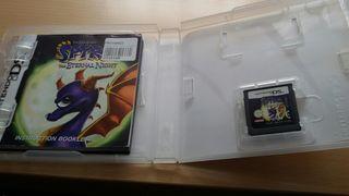 The Legend of Spyro the Eternal Night (Nintendo DS)