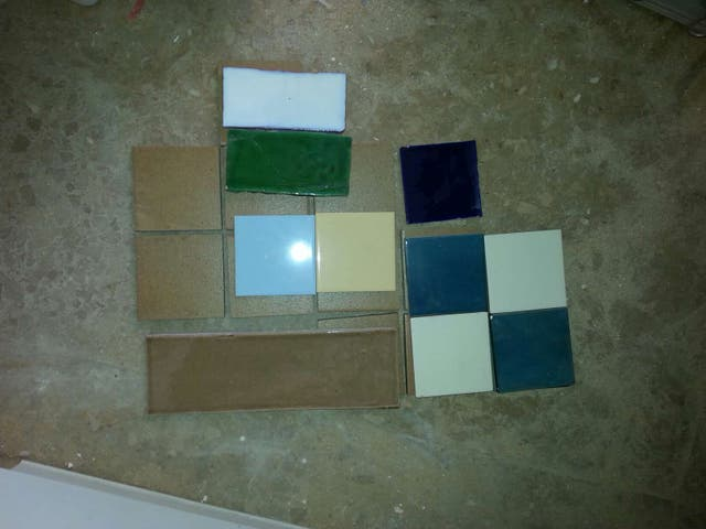 Azulejos para pared