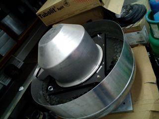 Extractor campana restaurante CTVT/4-450