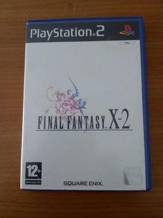 Final fantasy x 2. Playstation 2