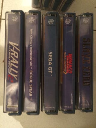 PACK JUEGOS DREAMCAST