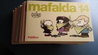 14 Cómics de Mafalda