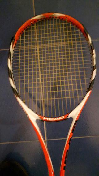 Raqueta Andy Murray junior