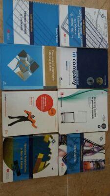 Libros para ciclo formativo aux. Admvo. Y empresa
