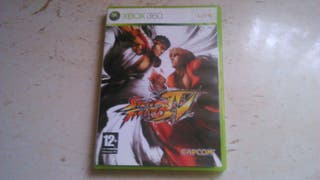Street figther iv xbox 360