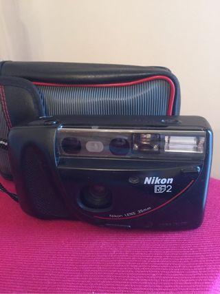 Camara fotos Nikon