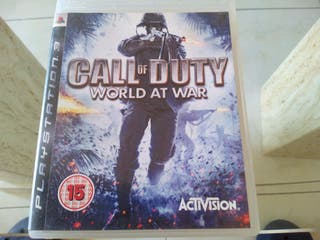 PS3 - Call of of Duty World at War