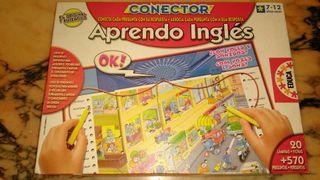 Juego Conector Aprendo Ingles