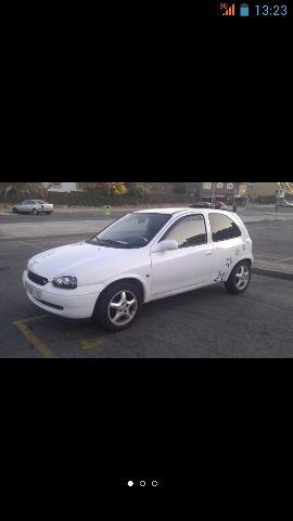 Opel corsa 1400 16v