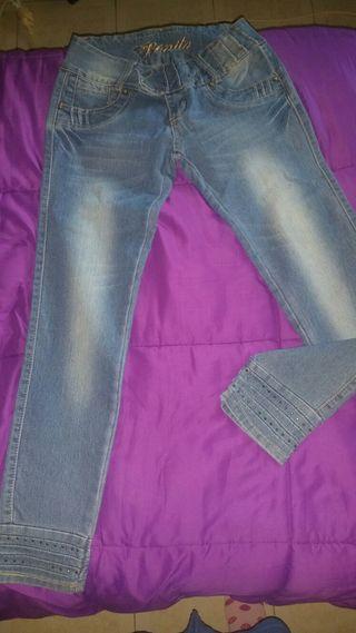 Pantalon colombiano autentico