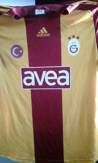 Camiseta Galatasaray turco