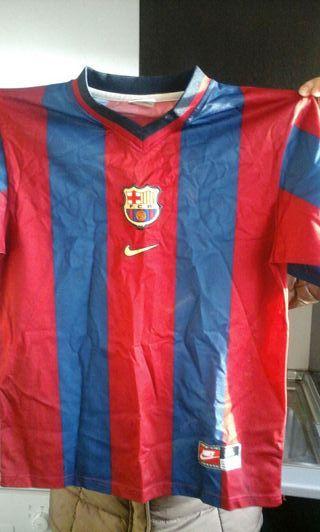 Camiseta Nike F .C Barcelona