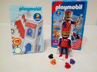 Playmobil rey